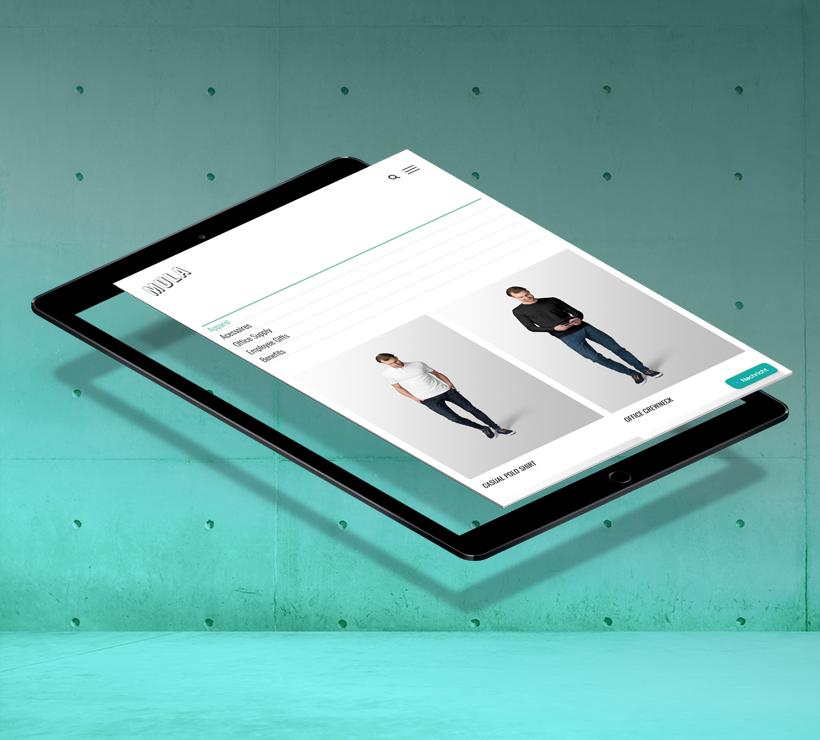 Mula Startup Website